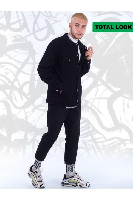 Total Look - Basic (Overshirt + Штаны Чинос)