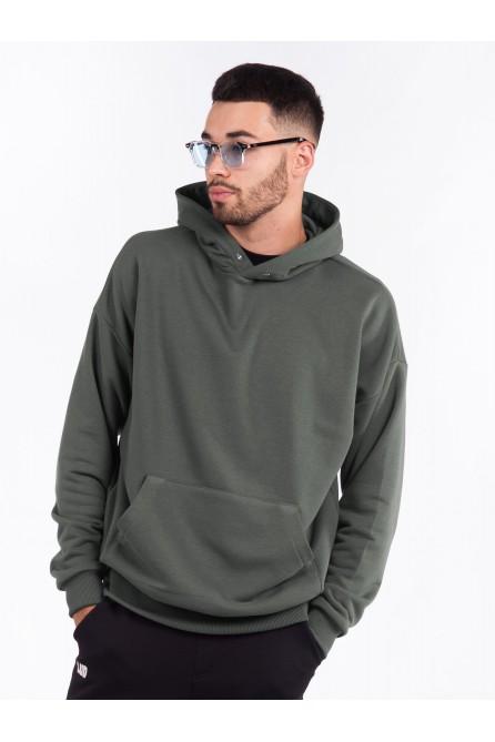 Oversize LUD Худи – Blank Co