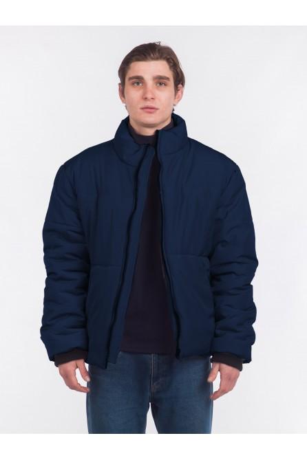 """Куртка Зима """"21"""" – Navy Blue"""