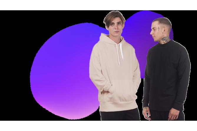 - Hoodie\Sweatshirts